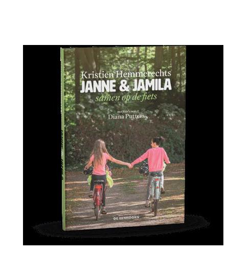 Boek Janne en Jamila